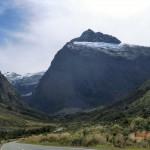 auf der Fahrt von Te Anau zum Milford Sound X