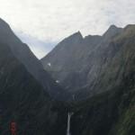 noch ein Milford Wasserfall