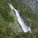 noch einmal die Bowen Falls