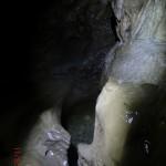 Clifden Limestone Cave: unterirdischer See