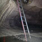 Clifden Limestone Cave: und wieder hinauf
