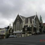 Neugothik Dunedins, wie in Christchurch!