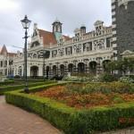 Dunedins Railwaystation