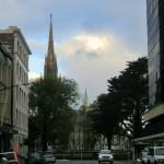 Dunedin... schon bissl wie Christchurch