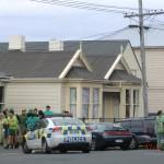 St- Pattrick's Day - zu Fuß durchs Studentenviertel Dunedins