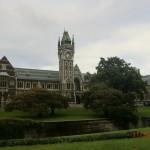 Dunedins Uni - schon echt schick da!