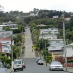 Baldwin Street - die steilste Wohnstraße der Welt!