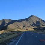 zurück ins Inland - unterwegs IV: Lindis Pass zum vierten Mal!