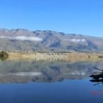 Lake Dunstan und die Berge - schon toll!