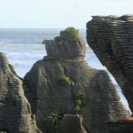 Pancake Rocks an der West Coast