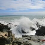 Kraft der Tasman Sea