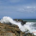 mächtiges Meer