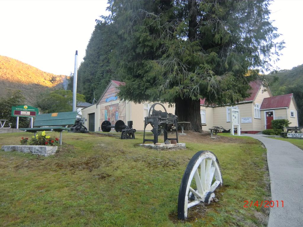 Blacks Point - Kohlebau-Museum
