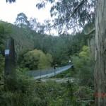 Hängebrücke, Blacks Point