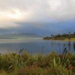 Lake Brunner am Morgen