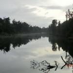 Lake Brunner am Morgen II