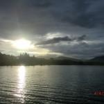 Lake Brunner am Morgen VI