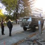 Christchurch nach dem Februar-Beben: verändertes Stadtbild