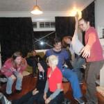 ein interessanter Abend mit Zirkusmenschen IV Spontan-Show