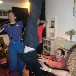 ein interessanter Abend mit Zirkusmenschen VI