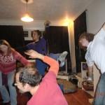 ein interessanter Abend mit Zirkusmenschen VII (wie die Fliegen)