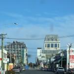 Christchurch nach dem Februar-Beben: Hotel Grand Chancellor im Sperrbereich