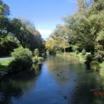 Christchurch nach dem Februar-Beben: Wanderung durch den Hagley Park