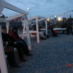 Christchurch nach dem Februar-Beben: Gapfill Abendveranstaltung