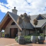 zwischen Christchurch und Kaikoura: Mudhouse Weingut