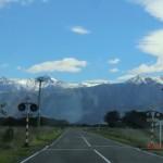 von Kaikoura noch einmal auf die Alpinroute...