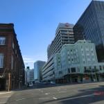 zurück auf den Straßen der Hauptstadt - Wellington