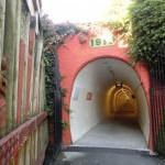 Tunnelbeginn