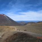 auf dem höchsten Punkt 1886m (Red Crater)