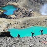unglaublich: Emerald Lakes