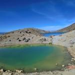 an den Emerald Lakes (nein, die waren nicht heiß)