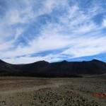 durch ein weiteres Plateau zwischen Vulkanen II