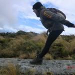 Tini am Mount Taranaki