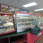 So sieht's in Bäckereien aus (Otorohanga)
