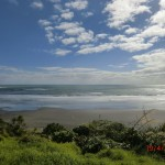 Surf-Beach bei Raglan
