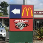 kurz vor Auckland oder doch schon fast auf deutschen Straßen?