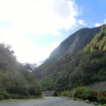 Wälder werden dichter, Berge höher - Haast Pass