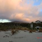 Ship Creek Strand in der Abendsonne III