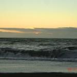 Ship Creek Strand in der Abendsonne VI