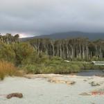 Ship Creek: Sandstrand, Regenwald, Berge