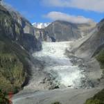 am Fox Glacier Lookout
