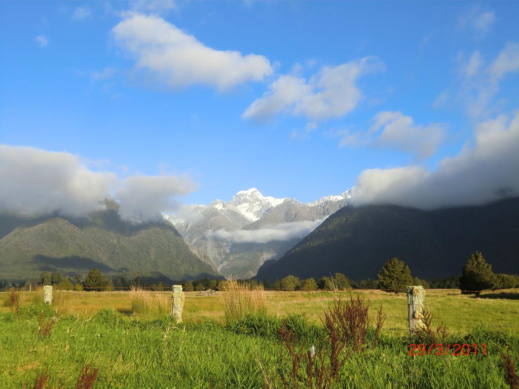 Alpen an der West Coast