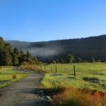 Morgenstimmung am Lake Matheson III
