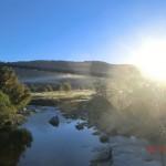 Morgenstimmung am Lake Matheson IV