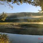 Morgenstimmung am Lake Matheson V