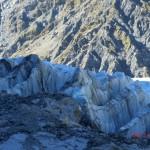 blaues Gletschereis (gezoomt) II